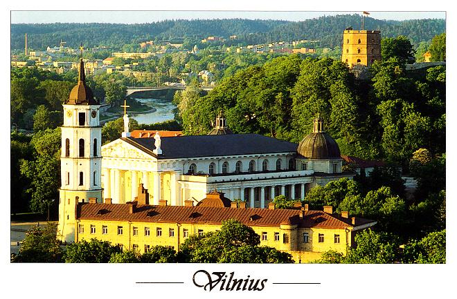 lithuania - vilnius historic centre 5